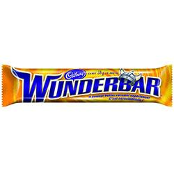 Cadbury Wunderbar pack shot