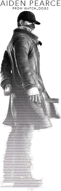 Aiden Pearce from Watch Dogs