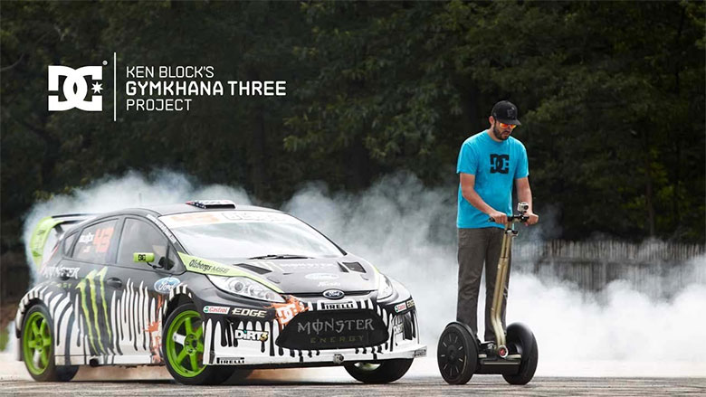 Ken Block's Gymkhana Three Project