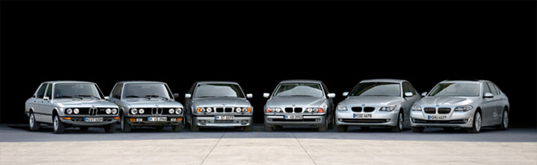 BMW 3 Series Over 25 years