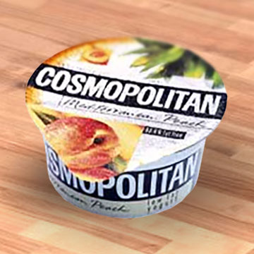 Cosmopolitan Yoghurt single serve