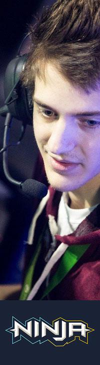 Tyler Blevins or Ninja