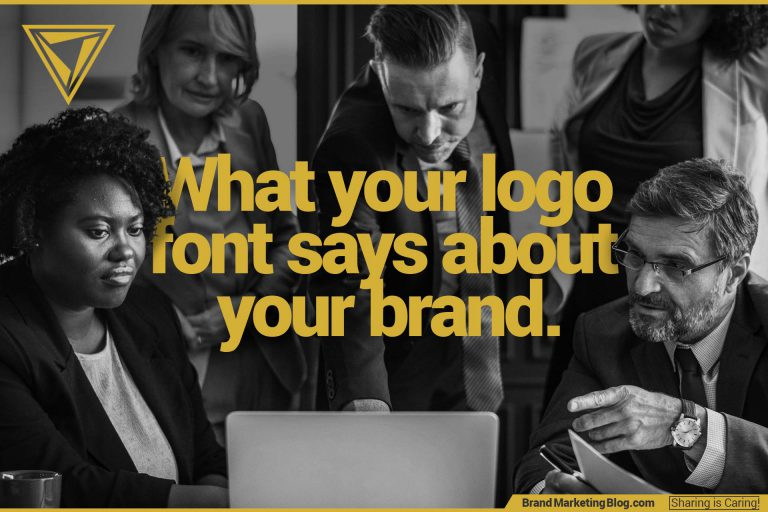 What your logo says about your brand
