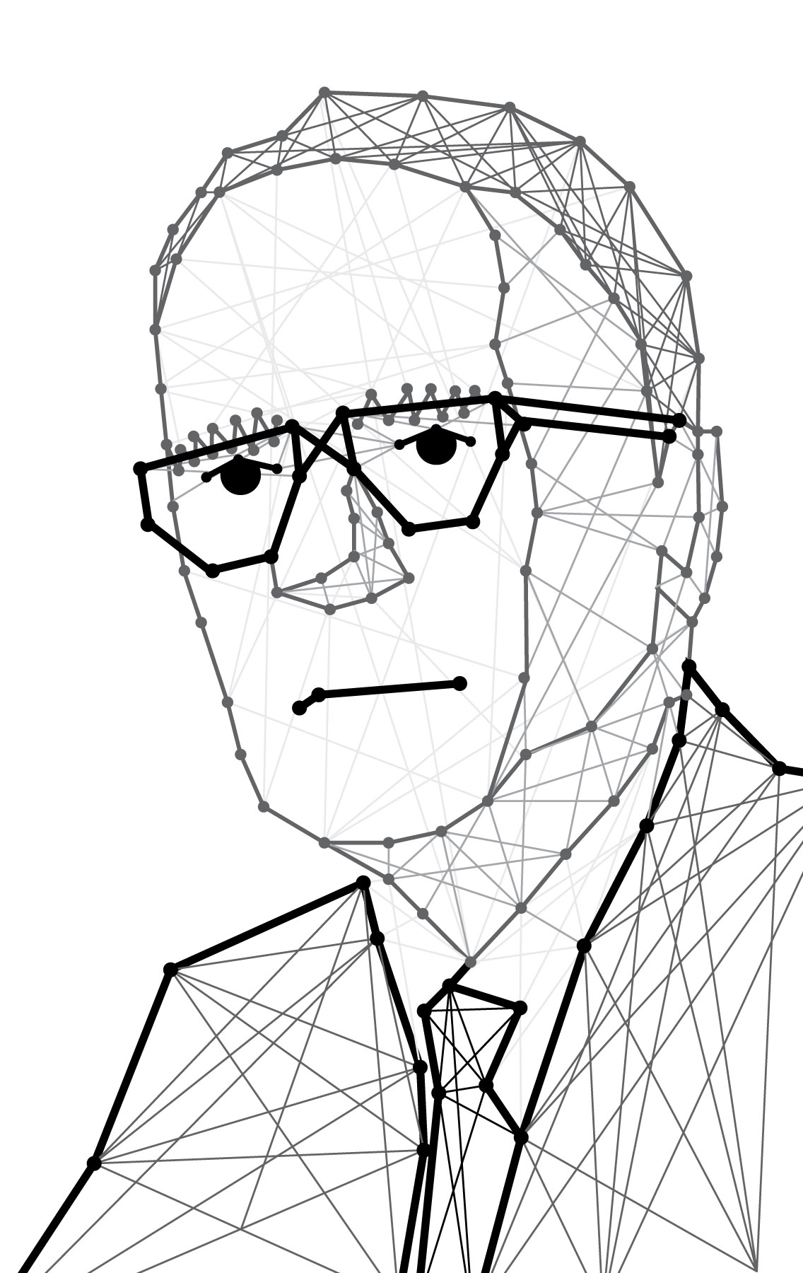 Donald Hebb illustration