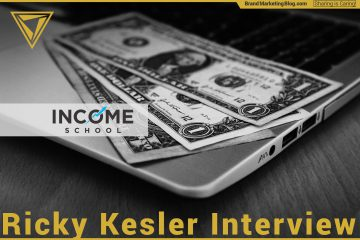 Income School. Ricky Kesler interview.