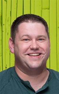 Ricky Keslet headshot