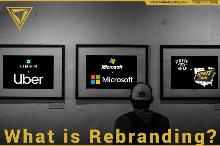 What is rebranding? Rebranding examples: Uber, Microsoft, and Hertz