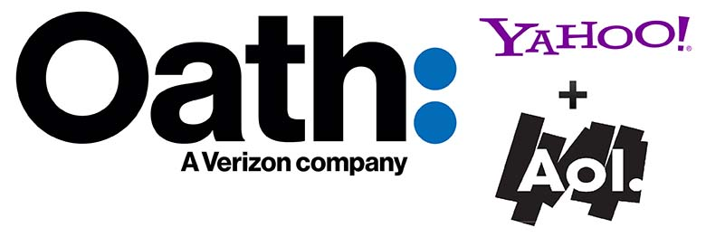 Oath: A Verizon Company. Yahoo + AOL