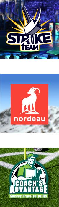 Strike Team Logo, Nordeau logo and