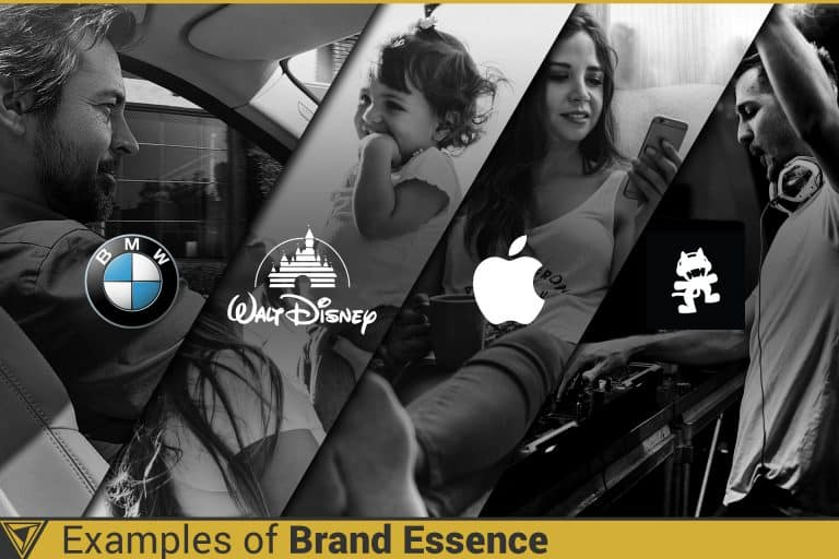 Examples of Brand Essence. The essence of BMW, Walt Disney, Apple, and Monstercat