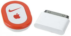 Apple Nike sports kit for iPod