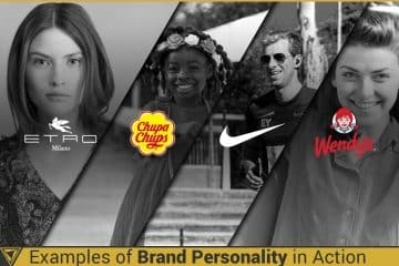 Ecto, Chupa Chups, Nike, Wendy's. Examples of Brand Personality in Action
