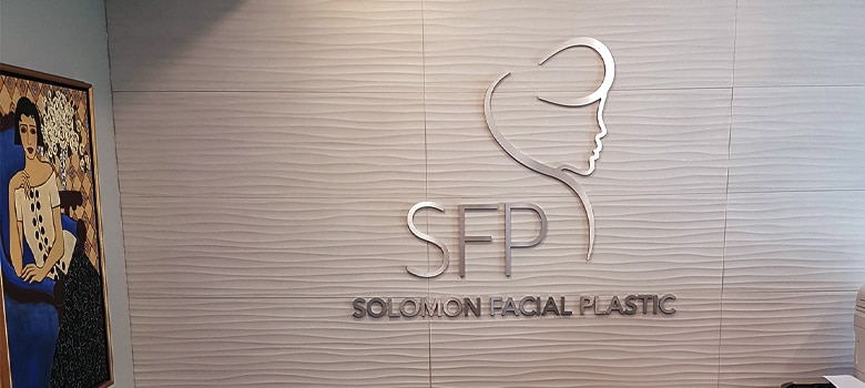 laser Cut sign. SFP.