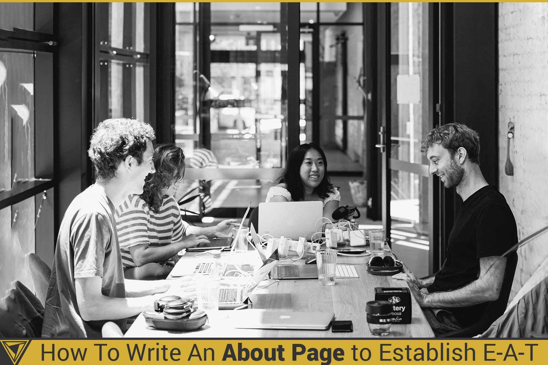 How to write an About Page to establish EAT
