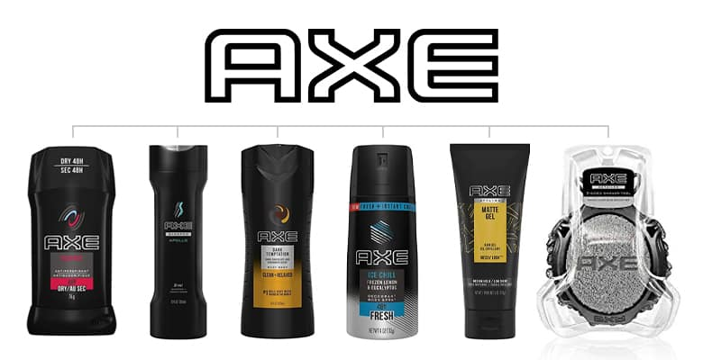 AXE Umbrella Brand