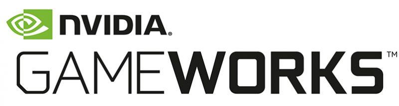 NVidia GameWorks logo