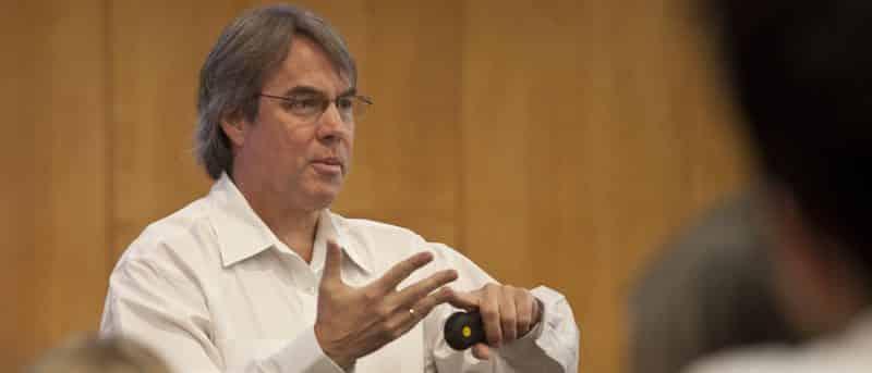 Kevin Lane Keller lecturing