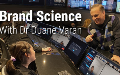 Dr. Duane Varan Interview